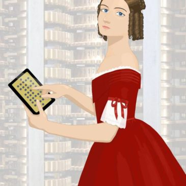 Print and Play: Ada Lovelace: Consultora Matemática