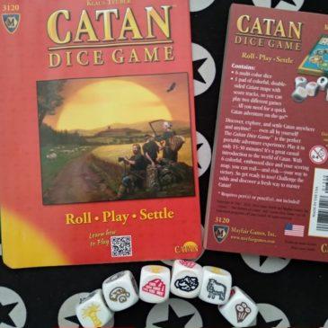 Hoy Jugamos a: Catan Dice Game