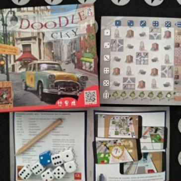 Hoy jugamos a: Doodle City