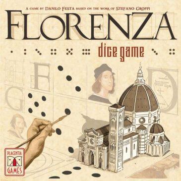 Novedades 2019: Florenza Dice Game