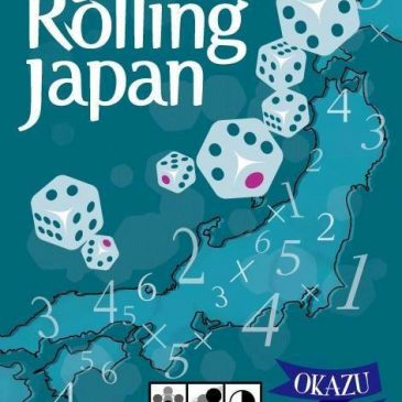 Print and Play: Rolling Japan