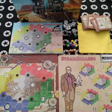 Hoy Jugamos a: SteamRollers