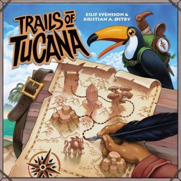 Novedades 2019: Trails of Tucana