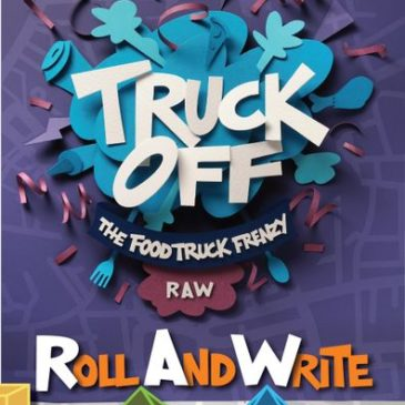 Novedades 2019: Truck Off: The Food Truck Frenzy Roll And Write