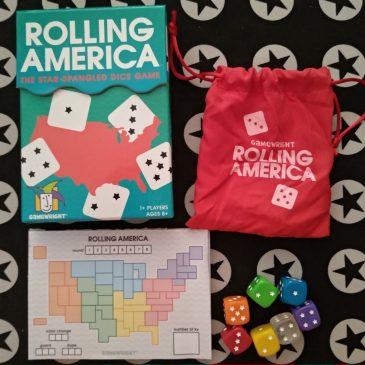 Hoy Jugamos a: Rolling America