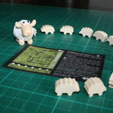 Print and Play: 13 Sheep