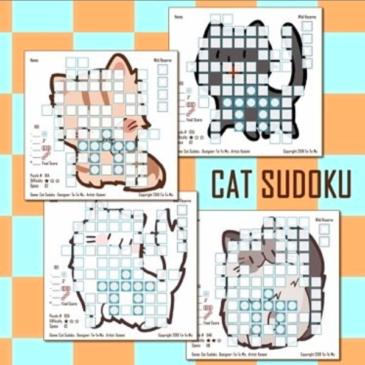 Novedades 2019: Cat Sudoku