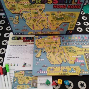 Hoy Jugamos a: Crossroll Hong Kong