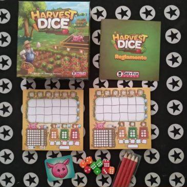 Hoy Jugamos a: Harvest Dice