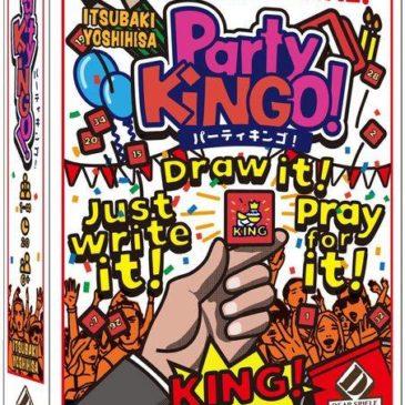 Novedades 2019: Party Kingo !