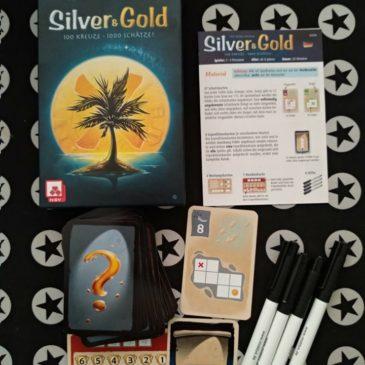Hoy Jugamos a: Silver & Gold