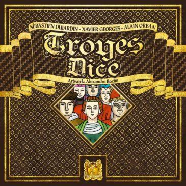 Novedades 2020: Troyes Dice