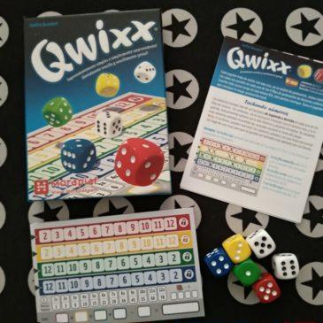 Hoy jugamos a: Qwixx