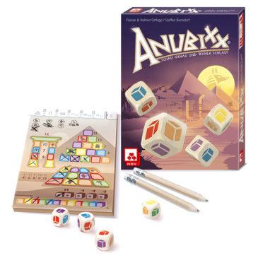 Novedades 2019: Anubixx