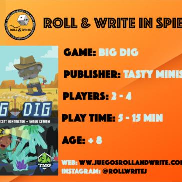 Spiel '19: Big Dig