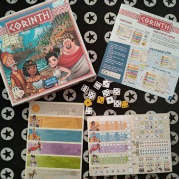 Hoy jugamos a: Corinth