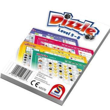 Novedades 2019: Dizzle Levels 5-8