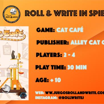 Spiel '19: Cat Café