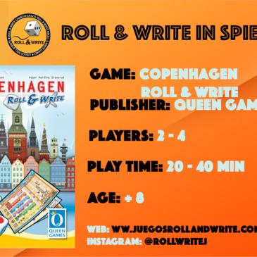 Spiel '19: Copenhagen Roll & Write