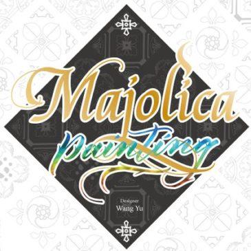 Novedades 2019: Majolica Painting