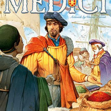 Novedades 2019: Medici The Dice Game