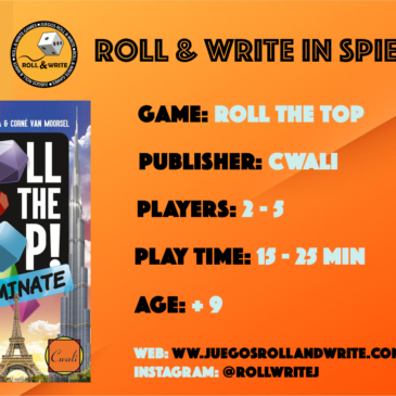 Spiel '19: Roll The Top!