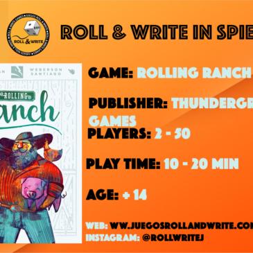 Spiel '19: Rolling Ranch