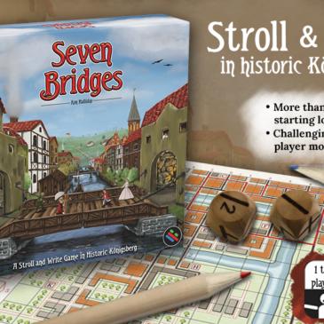 Videos: Seven Bridge – Cómo se juega y Partida