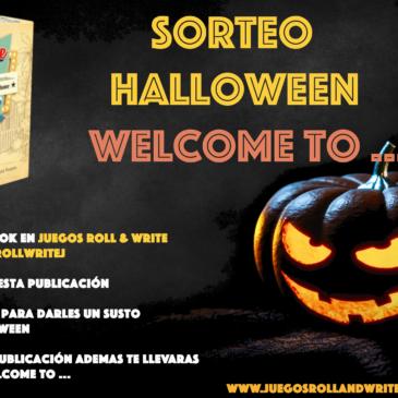 Sorteo Hallowen: Welcome To …