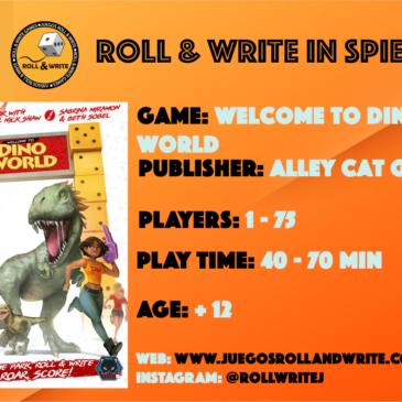 Spiel '19: Welcome To Dino World