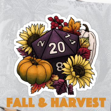Print and Play: Fall & Harvest