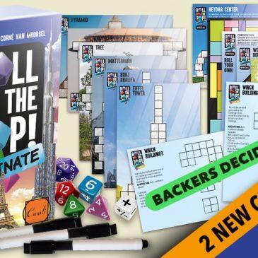 Kickstarter Recomendado: Roll To The Top