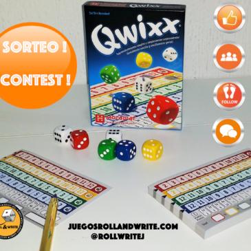 Sorteo Qwixx