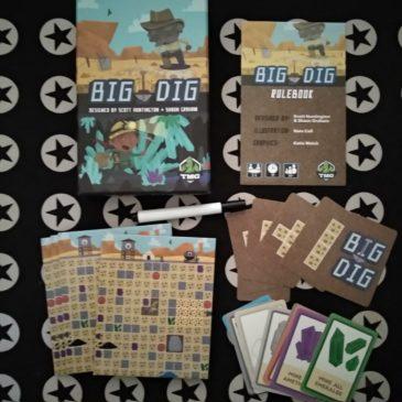 Hoy Jugamos a: Big Dig