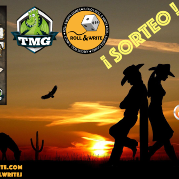 Sorteo: Rolled West