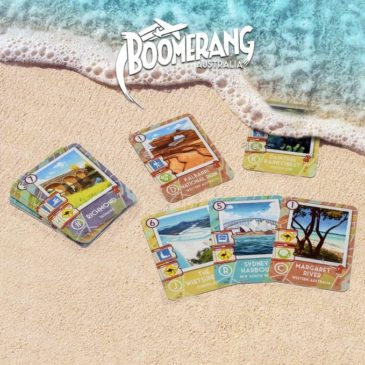 Novedades 2020: Boomerang Australia, Europe and USA