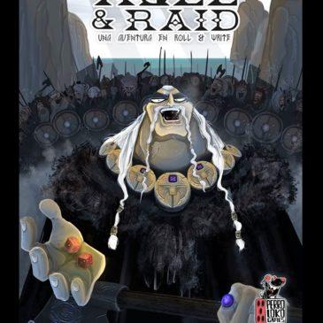Novedades 2020: Roll & Raid