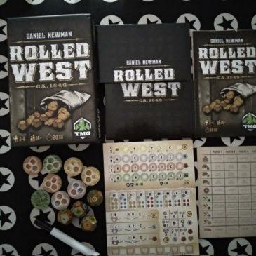 Hoy Jugamos a: Rolled West