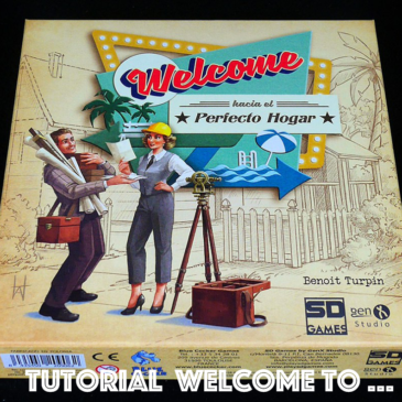 Videos: Welcome To … Tutorial – Como Se Juega