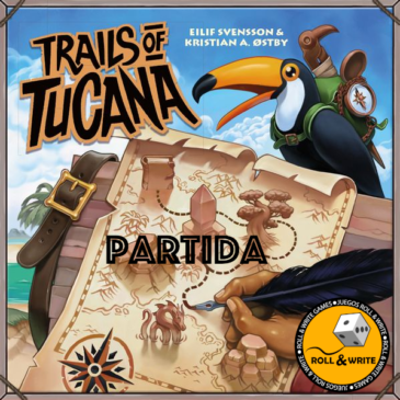 Videos: Trails of Tucana Partida