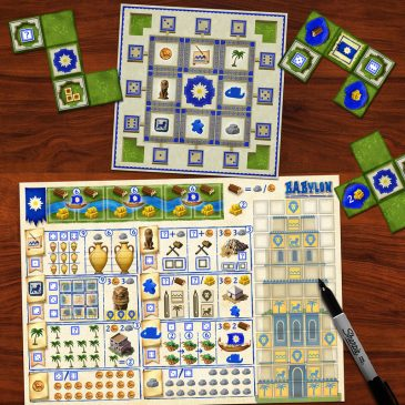 Print and Play: Babylon