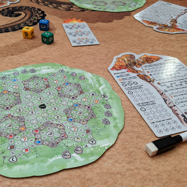 Print and Play: Quaking Aspens