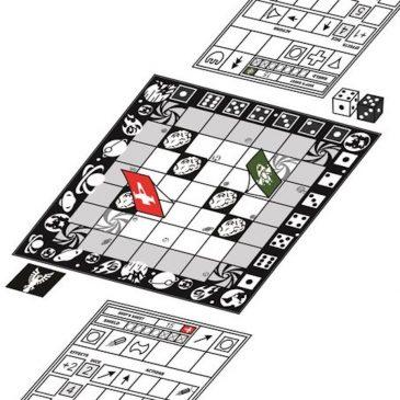 Print and Play: Space Mercenaries (Mercenarios Espaciales)