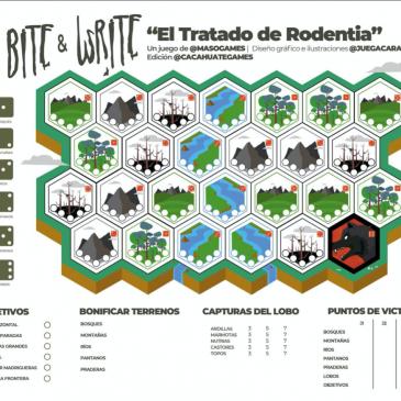 Print and Play: Bite & Write