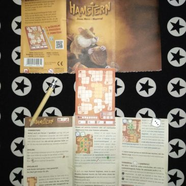 Hoy Jugamos a: Hamstern