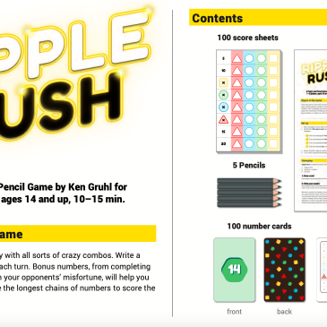 Reglas: Ripple Rush