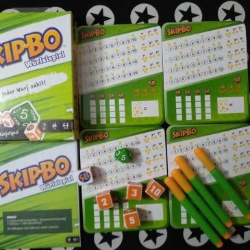 Hoy Jugamos a: Skip-Bo Dice Game