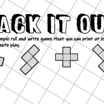 Kickstarter: Blank it Out!