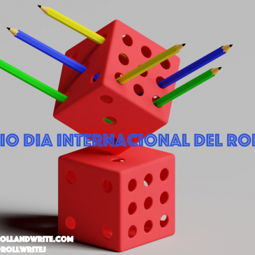 24 de Junio Dia Internacional del Roll & Write