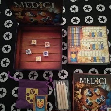 Hoy Jugamos a: Medici The Dice Game